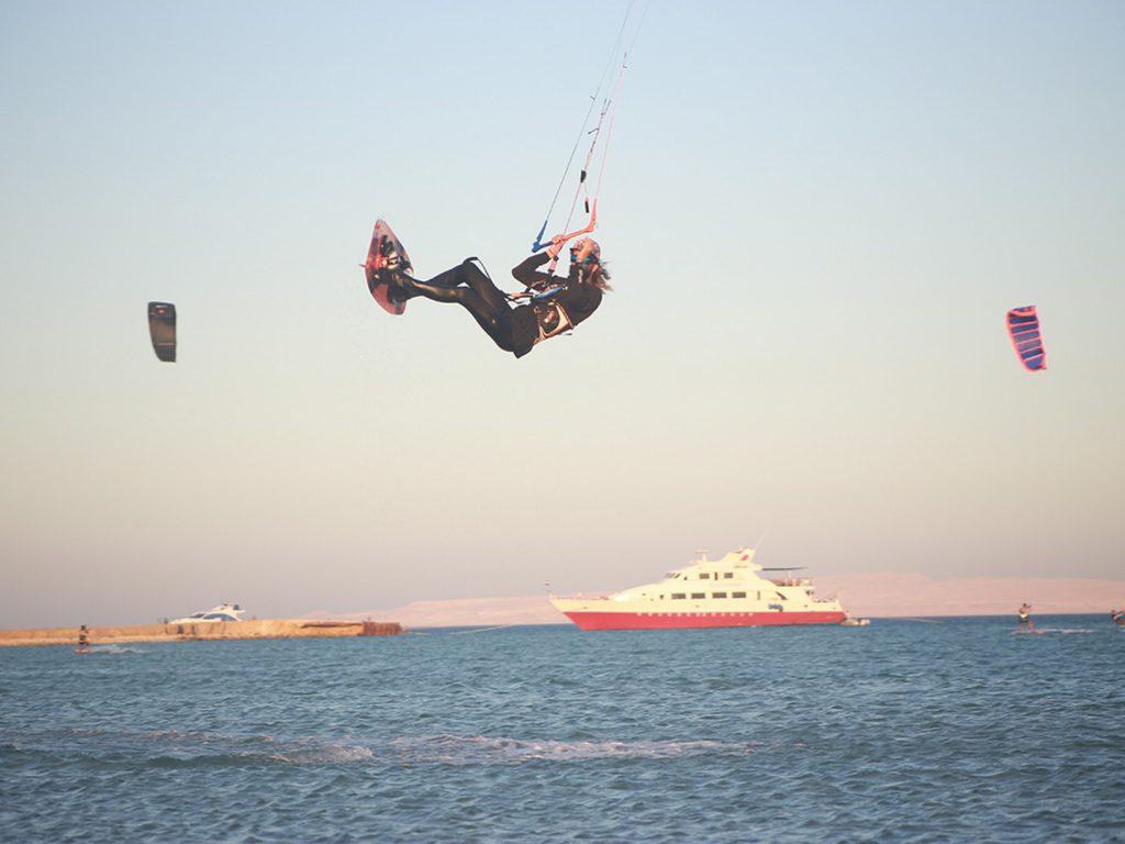 Crociere Kite Surf